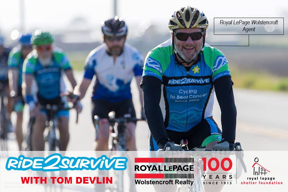 Royal-LePage-Wolstencroft-Realty-Tom-Devlin-Ride-2-Survive