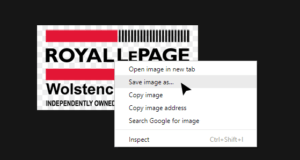 Royal-LePage-Wolstencroft-logo---Grey---Tranparent-how-to-save