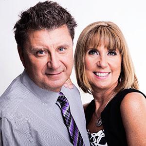 Thomas Parrish & Wanda Holmes