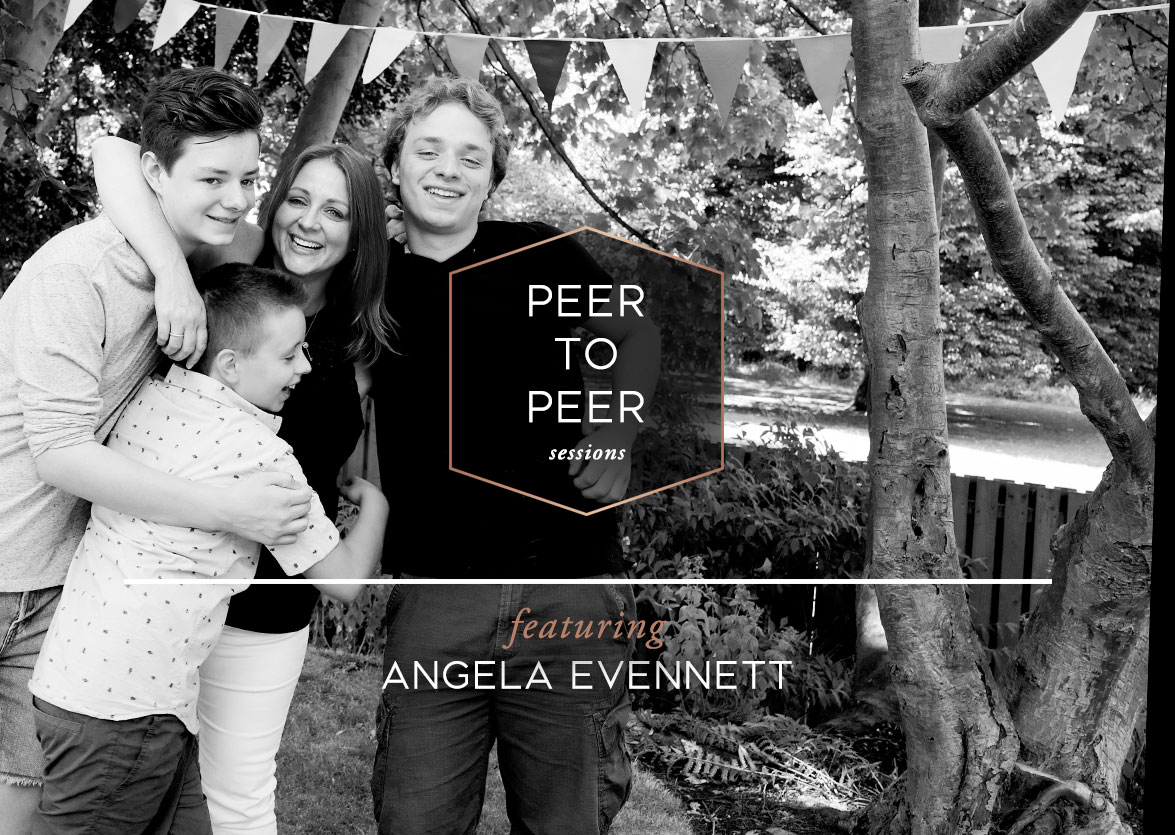 Peer To Peer: Realtor® Angela Evennett opens up about herself, real estate, and her business-building presentation