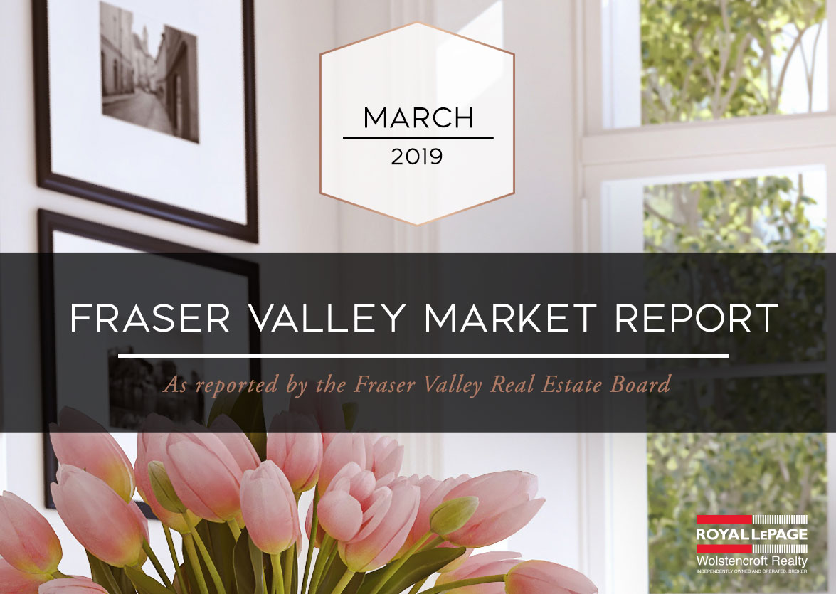 Fraser Valley Real Estate Board Report – March 2019