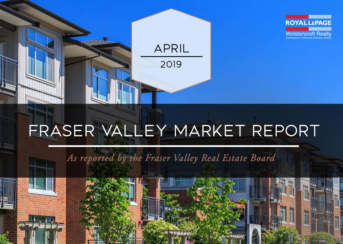Fraser Valley Real Estate Board Report – April 2019