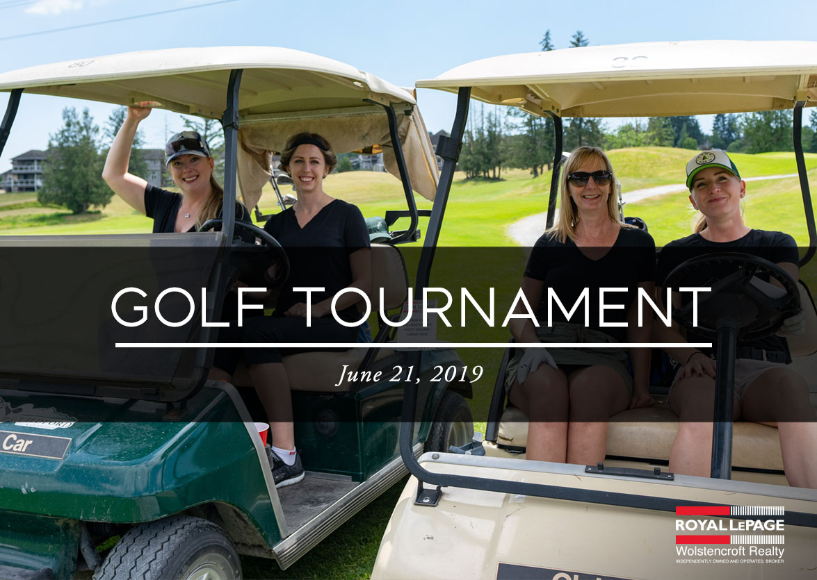 Wolstencroft Tees Off for Ishtar Women's Resource Society