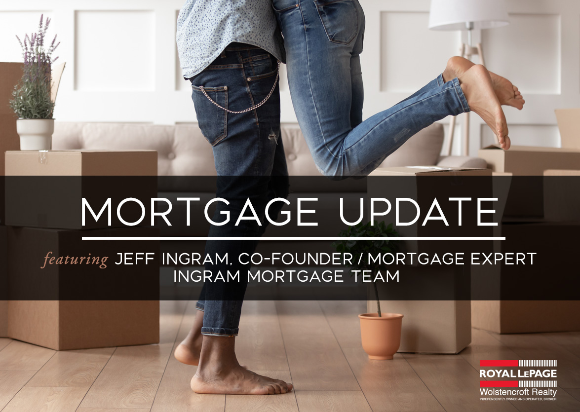 September Mortgage Update – Do You Qualify For The New First Time Home Buyer's Incentive?