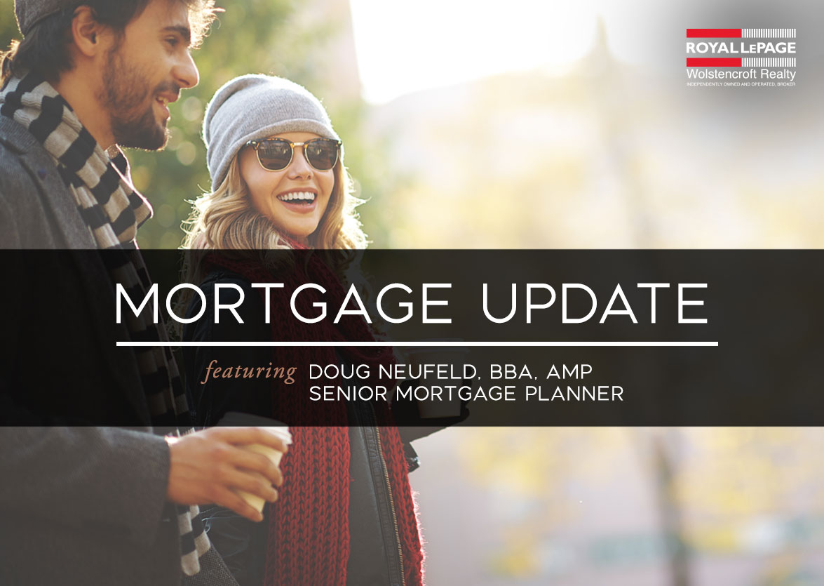 November Mortgage Update – Shopping for a Mortgage Rate?  3 Terms you need to Know.