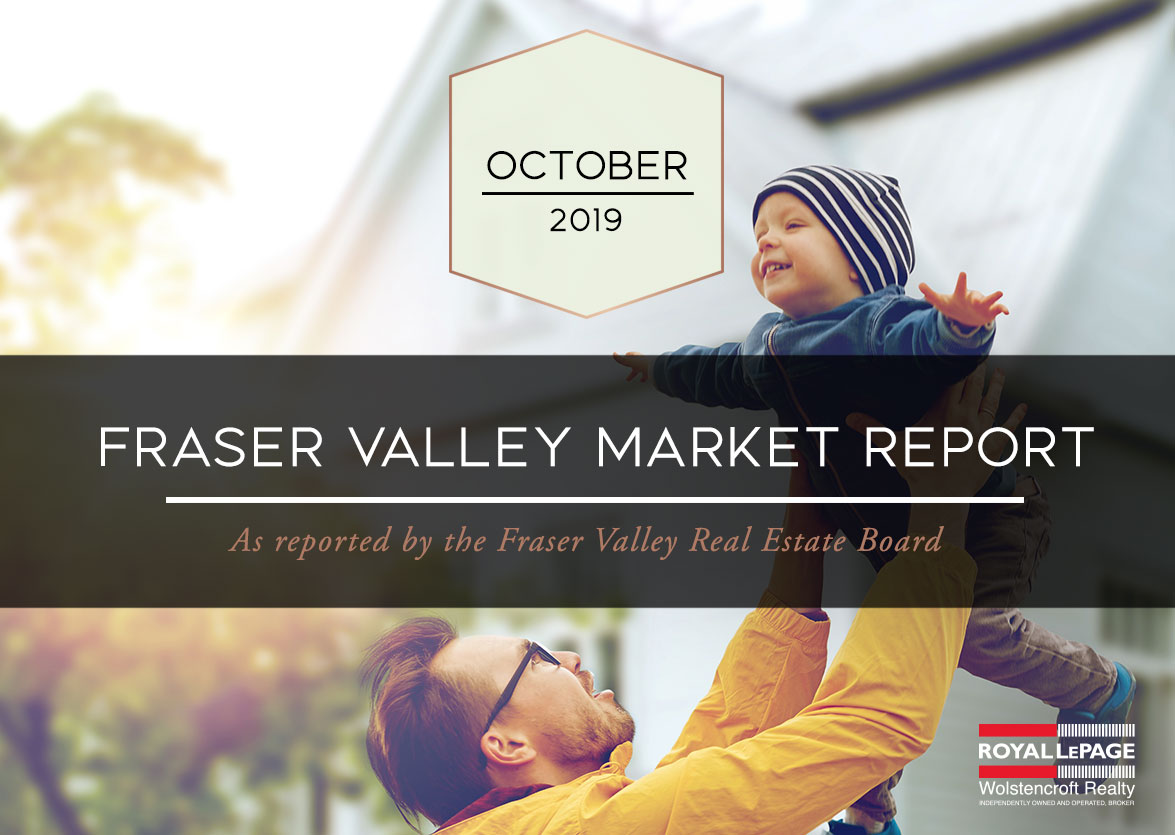 Fraser Valley Real Estate Board Report – October 2019