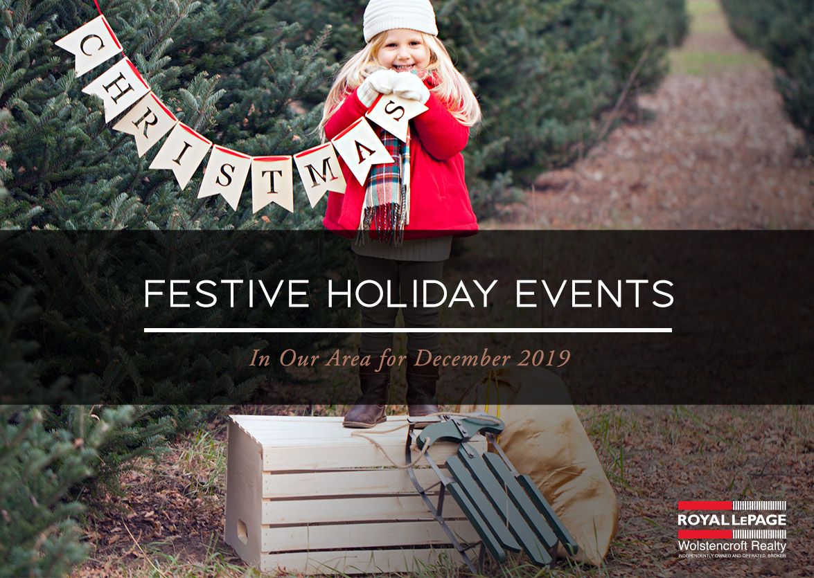2019 Festive Holiday Events in Our Area