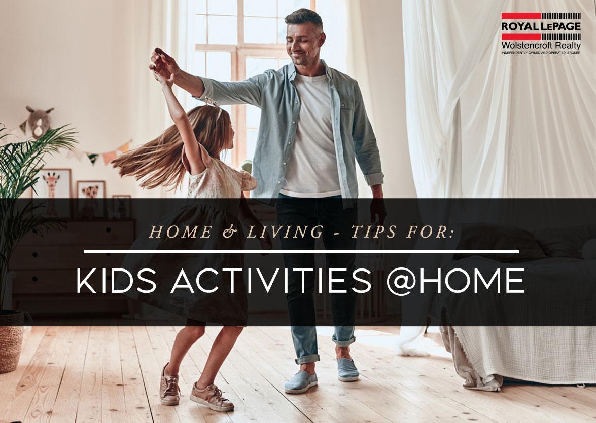 Kids Activities @Home