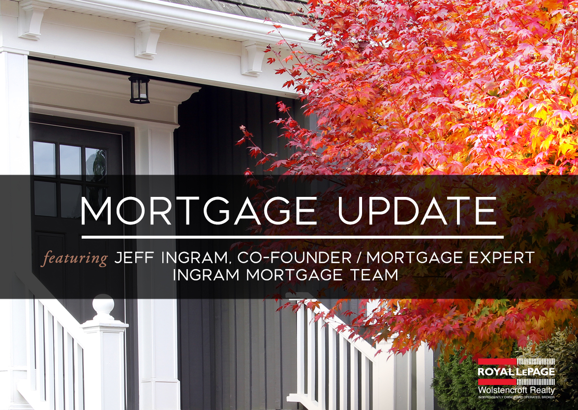 September Mortgage Update