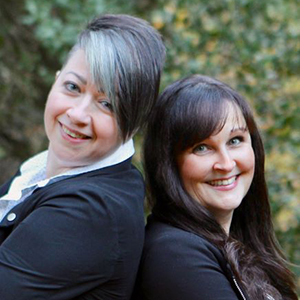 Leanne Froc & Tanya Mainman